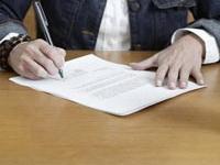 Регистрация договора покупки квартиры