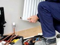Замена батарей отопления в загородном доме