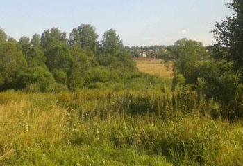 Земельный участок 15 соток, 23 км от МКАД по Дмитровскому шоссе, п. Некрасовский