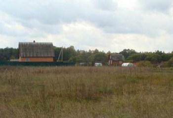 Земельный участок 10 соток, 65 км от МКАД по Дмитровскому шоссе, с. Орудьево