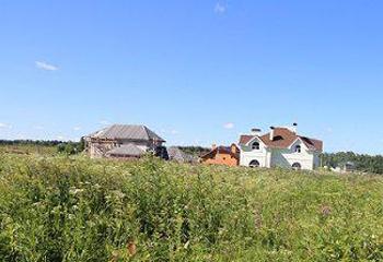 Земельный участок 22 соток, 39 км от МКАД по Дмитровскому шоссе, д. Батюшково