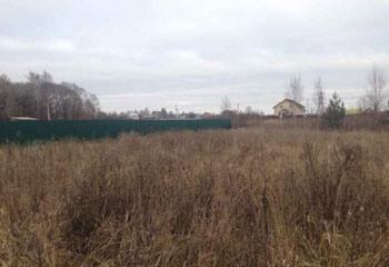 Земельный участок 15 соток, 80 км от МКАД по Дмитровскому шоссе, п. Вербилки