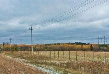 Земельный участок 9 соток, 40 км от МКАД по Дмитровскому шоссе, д. Ярцево