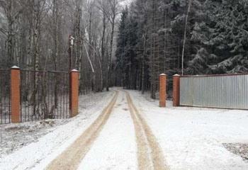 Земельный участок 9,4 соток, 12 км от МКАД по Дмитровскому шоссе, д. Семкино