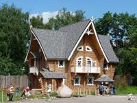 Терем – строительство домов из дерева