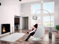 Окна rehau brillant – красивый и практичный элемент загородного дома