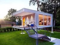 Строительство домов без фундамента: немецкая технология