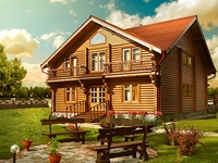 Деревянные дома лучше чем кирпичные?