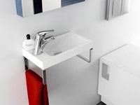 Маленькие раковины для ванных комнат