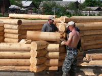 Строительство деревянных домов и бань на земельных участках по Дмитровскому шоссе