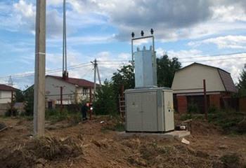 Земельный участок 9 соток, 12 км от МКАД по Дмитровскому шоссе, д. Новосельцево
