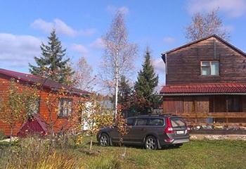 Земельный участок 6.4 соток, со строением, 94 км от МКАД по Дмитровскому шоссе, г. Талдом