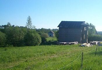 Земельный участок 23 соток, 46 км от МКАД по Дмитровскому шоссе, д. Сурмино