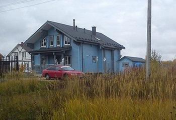Земельный участок 12.5 соток, 40 км от МКАД по Дмитровскому шоссе, д. Долгиниха