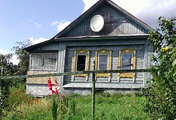 Земельный участок 15 соток, со строением, 51 км от МКАД по Дмитровскому шоссе, д. Филимоново