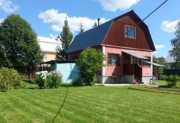 Земельный участок 8.7 соток, со строением, 42 км от МКАД по Дмитровскому шоссе, п. Новое Гришино