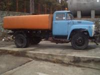 Доставка технической воды водовозом на земельный участок по Дмитровскому шоссе