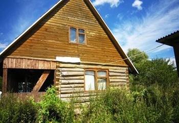 Земельный участок 14 соток, со строением, 68 км от МКАД по Дмитровскому шоссе, г. Дмитров