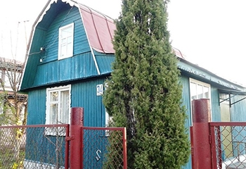 Земельный участок 6 соток, со строением, 60 км от МКАД по Дмитровскому шоссе, г. Дмитров