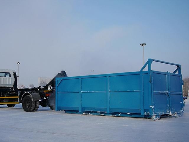 Вывоз крупногабаритного мусора с участков по Дмитровскому шоссе от «Эко Сервис»
